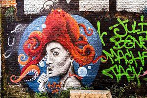 Graffiti #0012 von 2BHAPPY4EVER.com photography & digital art