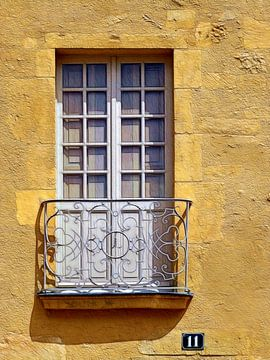 French Doors van Caroline Lichthart
