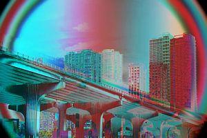 Miami Bridge van