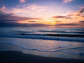 zonsondergang von Nathalie Treep