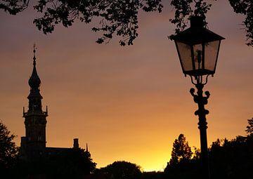 Sonnenuntergang von Ineke Klaassen