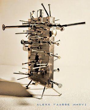 ROBOT No.3 (ALEXX FAASSE, 2016) van Alex Faasse