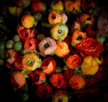 Blumenstrauß von Piet de Winter