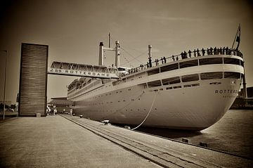 SS Rotterdam von Eddy Westdijk