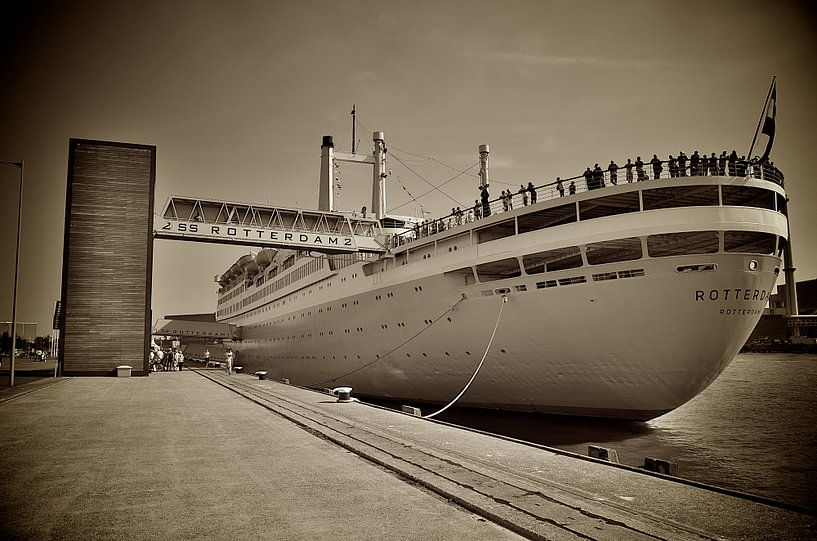 SS Rotterdam van Eddy Westdijk