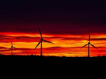 Windmühlen 4 von