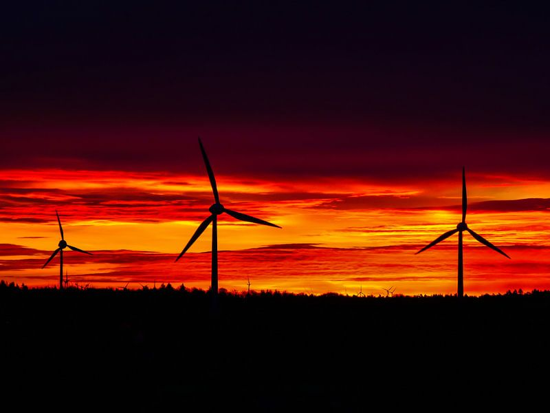 Windmills 4 van brava64 - Gabi Hampe