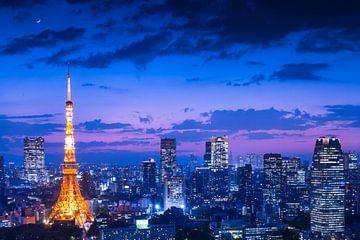 Tokio avond bezichtiging, Takao Kataoka van 1x
