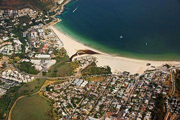 Cape peninsula aerial view V - Hout Bay von Meleah Fotografie
