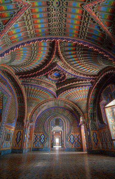 Castello di fantasia van Truus Nijland