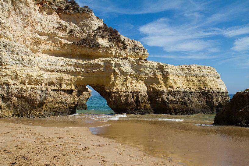Portugal - Algarve Carvoeiro van Jolanda van Eek