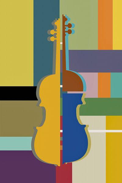 violon sur Marion Tenbergen