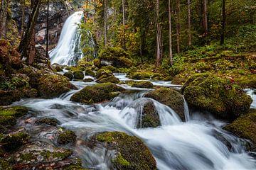 Gollinger Wasserfall (Salzburg) von Michael Blankennagel