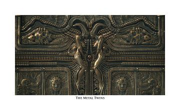 Les jumeaux du métal sur Oliver Kieser