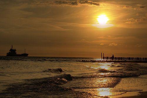 Sunset Paradise van MSP Photographics