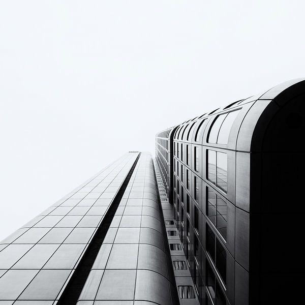 Silver Tower van Insolitus Fotografie