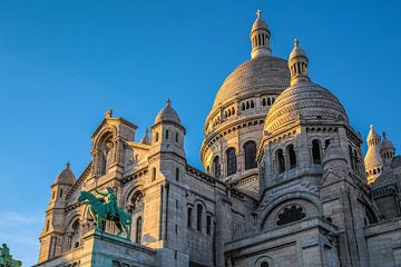 Basiliek Sacré-Cœur in Parijs van Christian Müringer