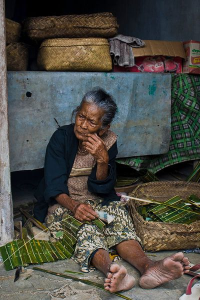 Old Lady van BL Photography