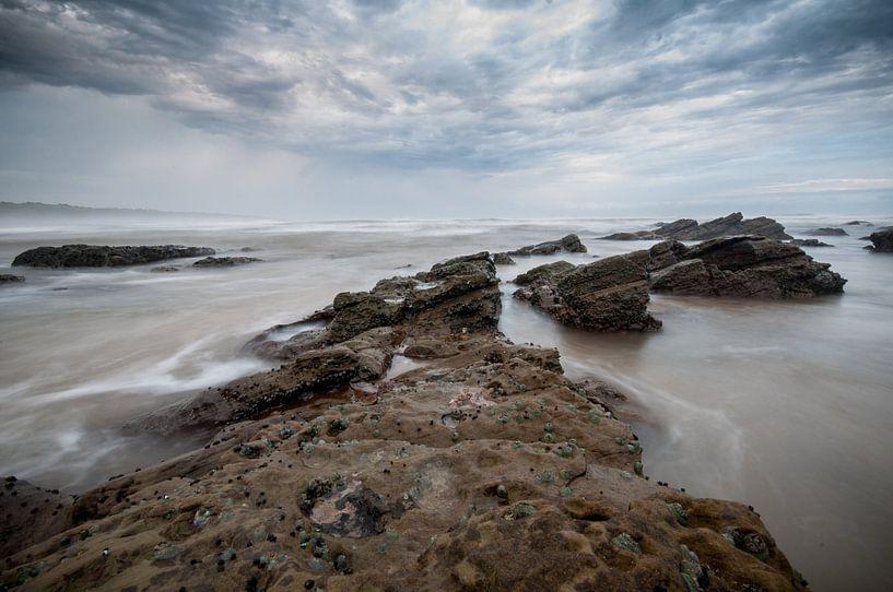 Wild Coast zuid Afrika van Tom Klerks