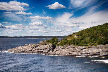 Langesund - Norwegen von Evy De Wit