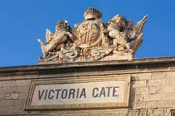 Porte de Victoria sur Christophe Fruyt