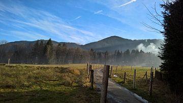 Bayerische Alpen van Andreas Merchel