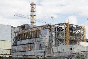 Reactor4 Chernobyl van