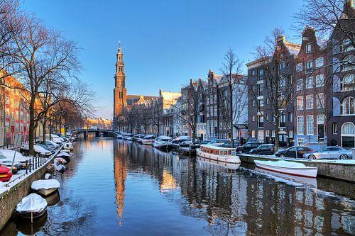Westerkerk Prinsengracht van Dennis van de Water