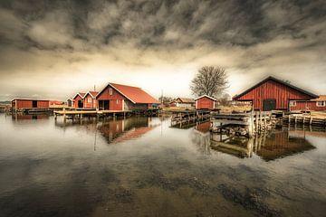 Ein weiteres Bootshausdorf von Marc Hollenberg