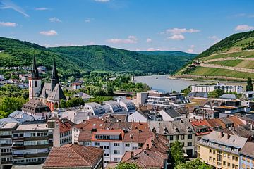 Bingen am Rhein von C. Nass