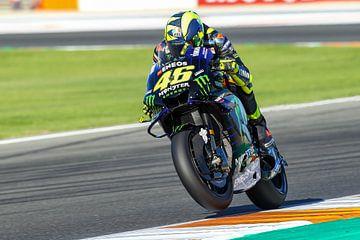 Valentino Rossi von Marco Dek