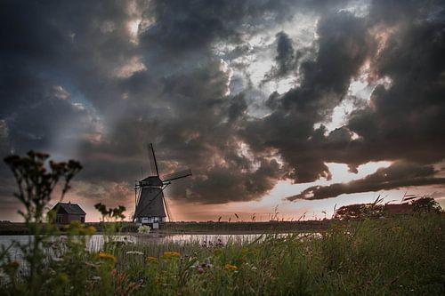Molen Het Noorden Texel van