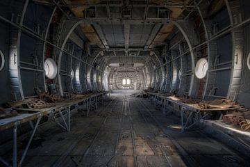 avion abandonné sur Kristof Ven