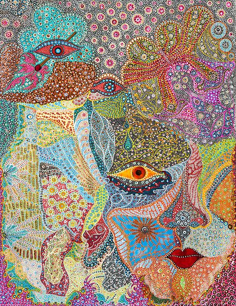 Against The Evil Eye van Mohamed Hamida