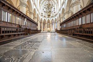 Hoogkoor Grote Kerk Dordrecht van Ilse de Deugd