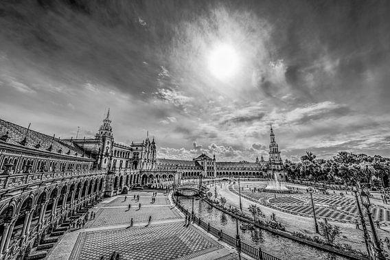 Plaza D'Espagne van Harrie Muis