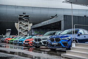 De nieuwste modellen van BMW M. van Bas Fransen