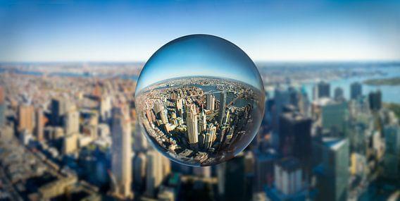 New York, New York van Maarten Mensink