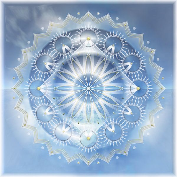 Mandala - Das Licht von Shirley Hoekstra