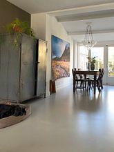 Kundenfoto: Ferienhaus am Fluss in Glencoe von Bob Slagter, als akustikbild