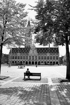 Mon Louvain, mon inspiration sur Nina Rotim