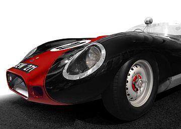 Lister Jaguar van aRi F. Huber