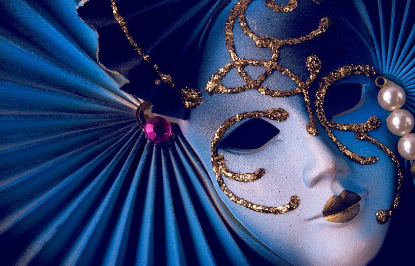 Midnight Blue Venezia von Andrea Loot