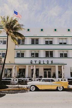 Miami Beach Ocean Drive Florida von Amber den Oudsten