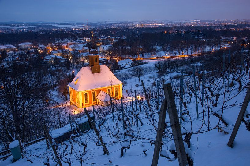 Weinbergkirche von Sergej Nickel