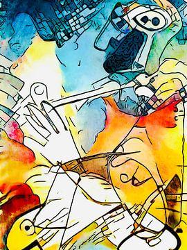 Hommage à Picasso (4)