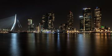 Panorama de Rotterdam sur Albert Mendelewski