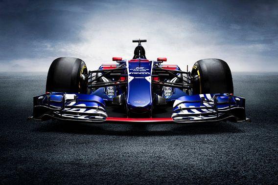 F1 Formule 1 Toro Rosso STR12 2017 Carlos Sainz jr.