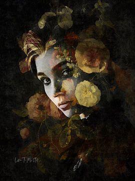 Florale Schönheit von Wil Vervenne
