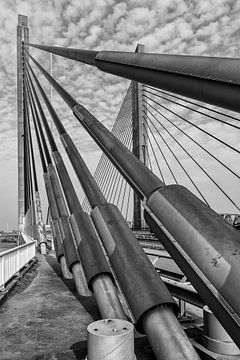 Martinus Nijhoff Brücke Zaltbomel von Pixel Meeting Point